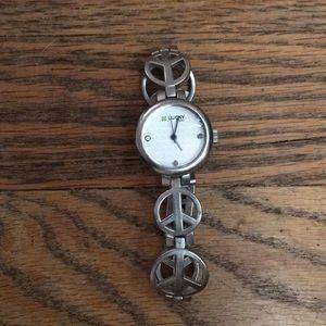 Lucky Brand watch - needs a new battery.